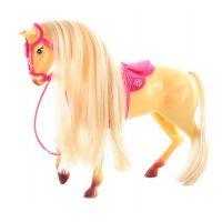 Kôň s hrebienkom svetlohnedý