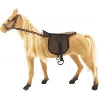 Kôň veľký s doplnkami flíska 38cm