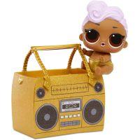 L.O.L. Surprise Ooh La La Baby Surprise zlaté rádio 3