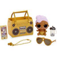 L.O.L. Surprise Ooh La La Baby Surprise zlaté rádio 2