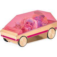 L.O.L. Surprise Tanečné auto s bábikou a mini bábinkami