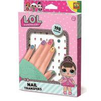 L.O.L. Surprise zdobení nehtů
