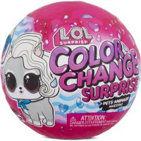 L.O.L. Surprise Zvieratko so zmenou farby