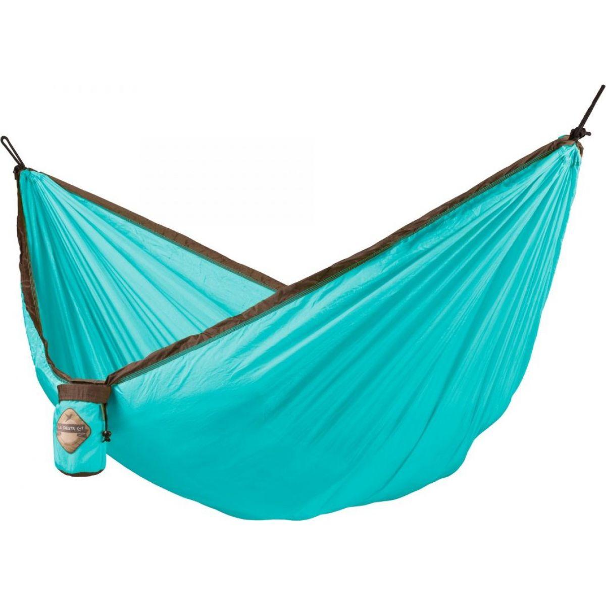 La Siesta Cestovná hojdacia sieť Colibri Turquoise