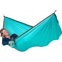 La Siesta Cestovná hojdacia sieť Colibri Turquoise 2
