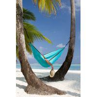 La Siesta Cestovná hojdacia sieť Colibri Turquoise 4