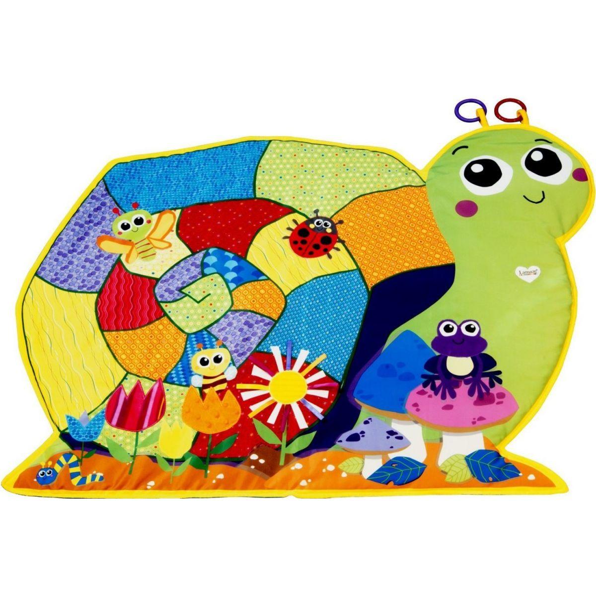Lamaze hrací podložka Šnek