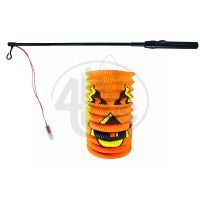 Rappa Lampión Halloween so svietiacou paličkou 40cm