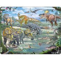 Larsen Puzzle Dinosaury 1