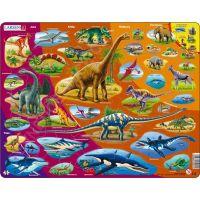 Larsen Puzzle Dinosaury 2