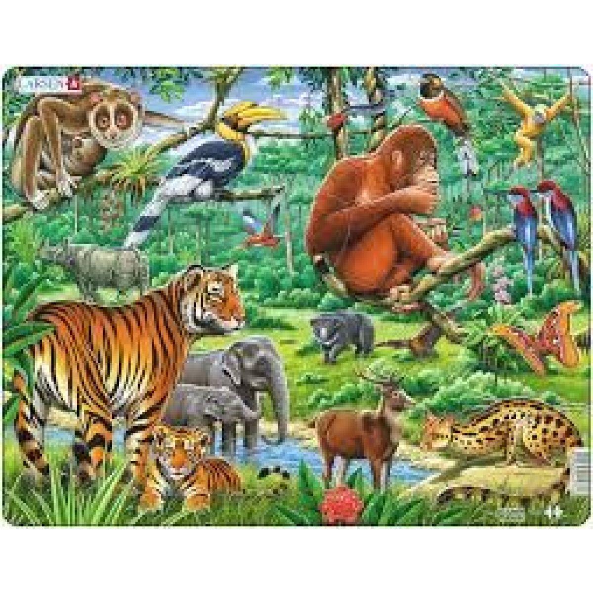 Larsen Puzzle Džungľa