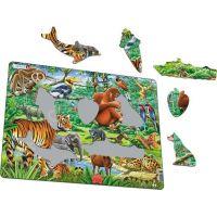 Larsen Puzzle Džungľa 2