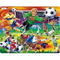 Larsen Puzzle Futbal - soccer
