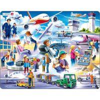 Larsen Puzzle Letiště