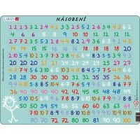 Larsen Puzzle Násobenie