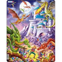 Larsen Puzzle Rozprávkoví draci