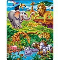 Larsen Puzzle Safari