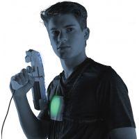 Laser-X pištoľ na infračervené lúče dvojitá sada 3