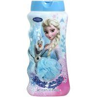EP Line sprchový gél s hubkou Frozen 450 ml