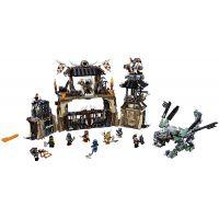 LEGO Ninjago 70655 Dračia jama - Poškozený obal