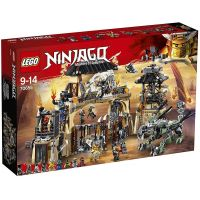 LEGO Ninjago 70655 Dračia jama