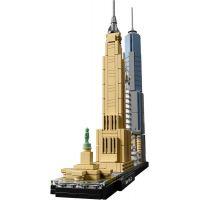LEGO ARCHITECTURE 21028 New York City 3