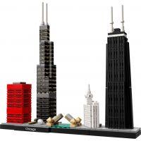 LEGO Architecture 21033 Chicago 2