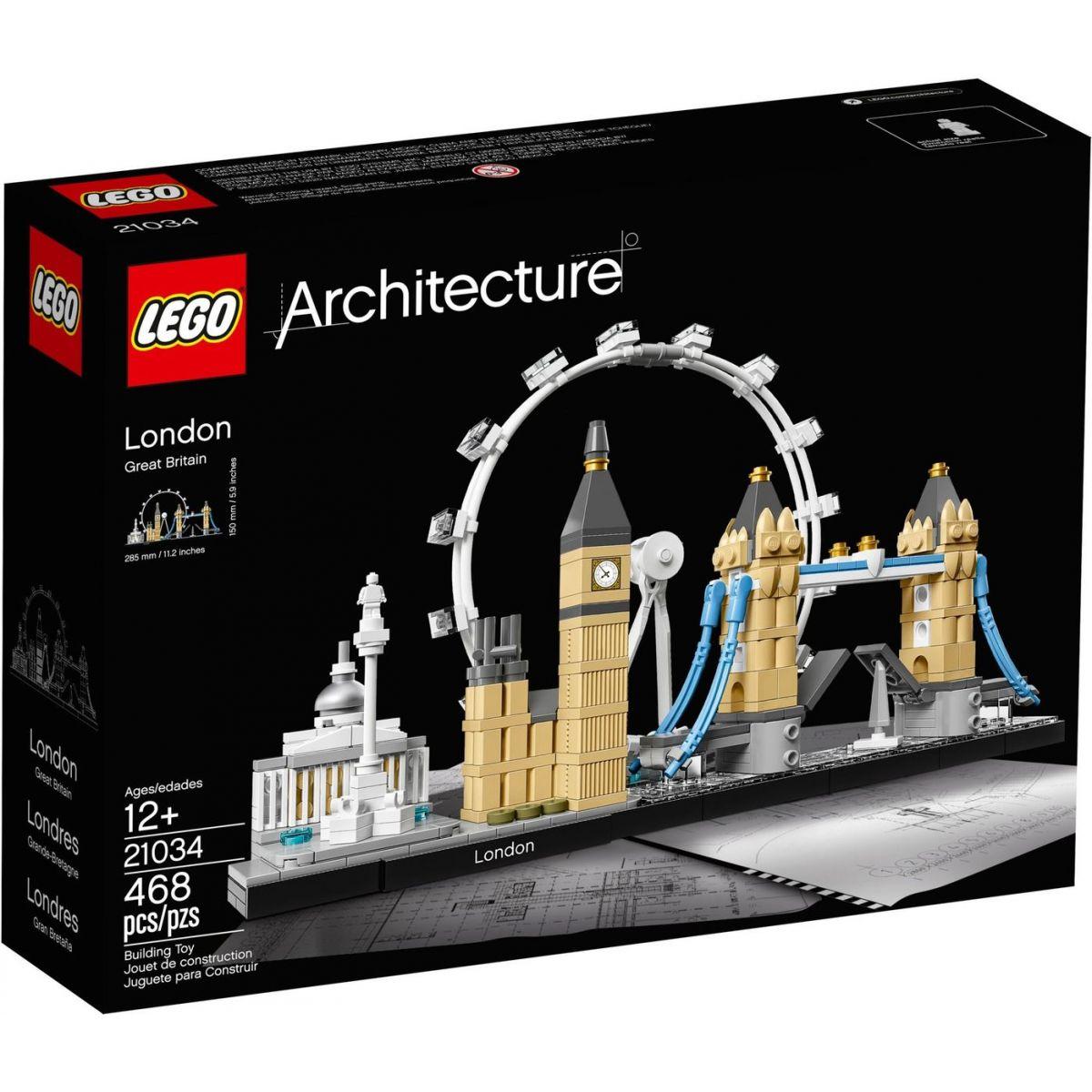 LEGO Architecture 21034 Lodýn