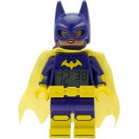 LEGO Batman Movie Batgirl Hodiny s budíkom