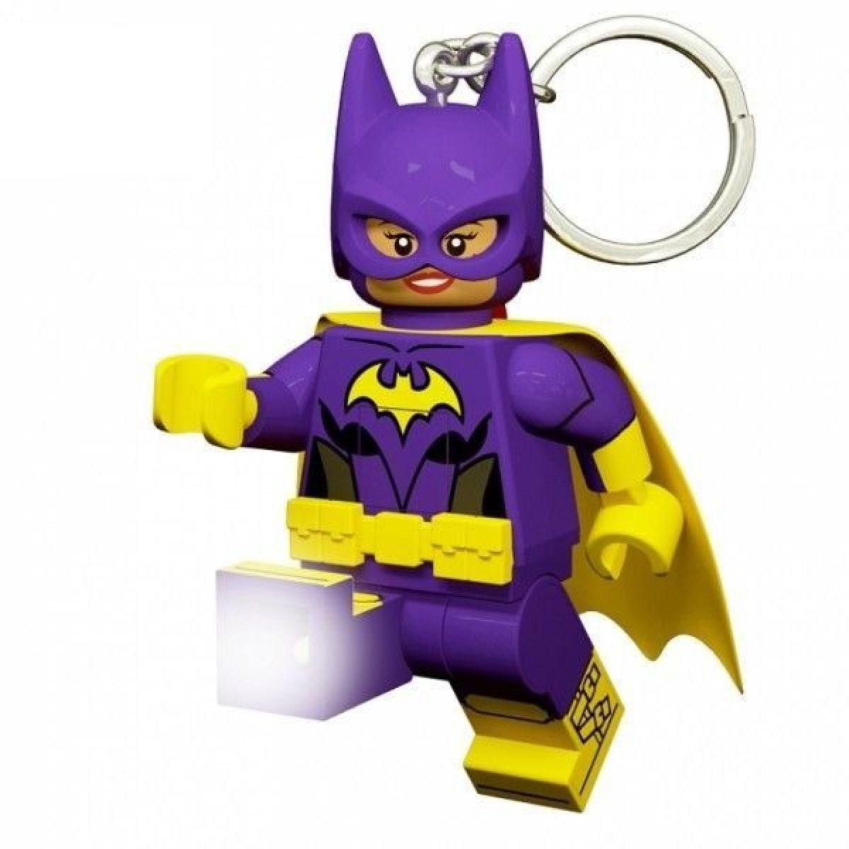 LEGO Batman Movie Batgirl svietiaca figúrka