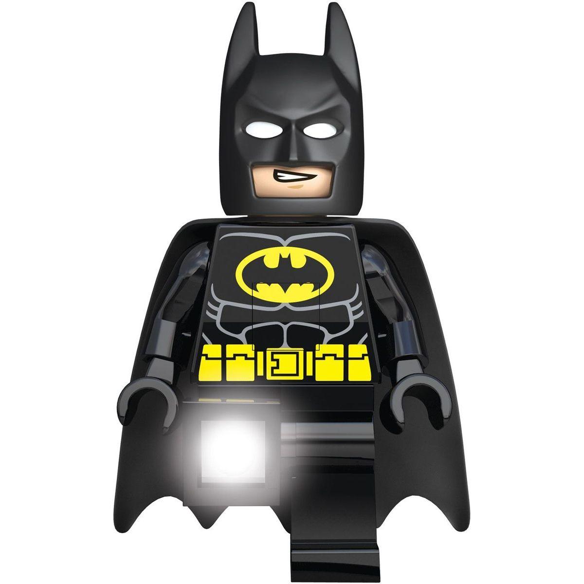 LEGO Batman Movie Batman baterka so svietiacimi očami