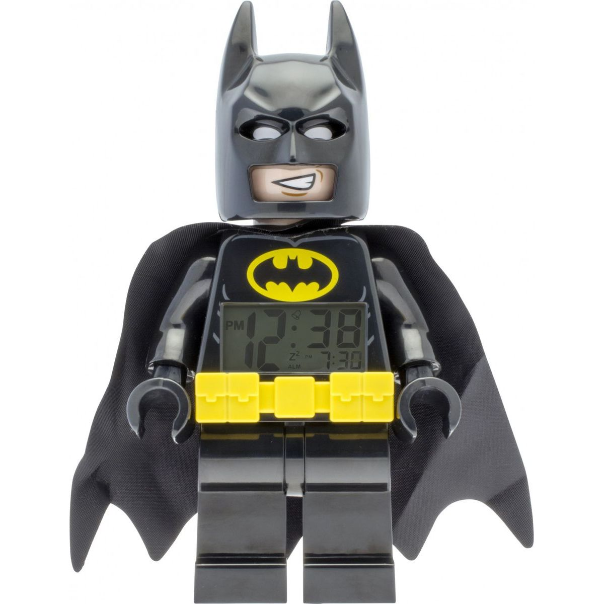 LEGO Batman Movie Batman Hodiny s budíkom