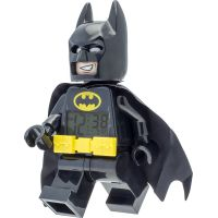 LEGO Batman Movie Batman Hodiny s budíkom 4