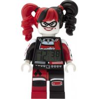 LEGO Batman Movie Harley Quinn hodiny s budíkom