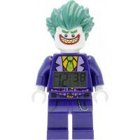LEGO Batman Movie Joker hodiny s budíkom
