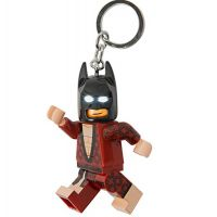 Prívesok na kľúče LEGO Batman Movie Kimono Batman svítící figurka
