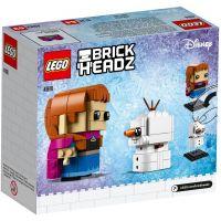 LEGO BrickHeadz 41618 Anna a Olaf 2