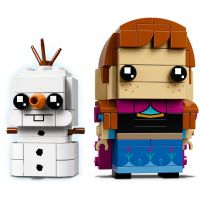 LEGO BrickHeadz 41618 Anna a Olaf 3