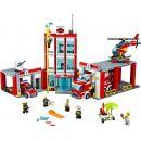 LEGO CITY 60110 Hasičská stanica 2