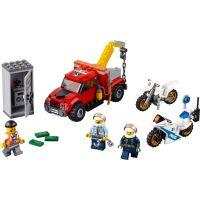 LEGO City 60137 Ťažkosti odťahového vozidla 2