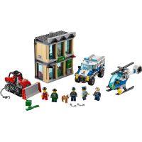 LEGO City 60140 Vlámanie buldozérom 2