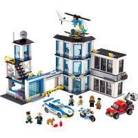 LEGO City 60141 Policajná stanica 2