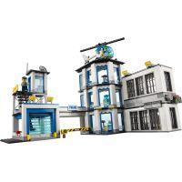 LEGO City 60141 Policajná stanica 4