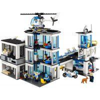 LEGO City 60141 Policajná stanica 6