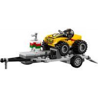 LEGO City 60148 Pretekársky tím štvorkoliek 5