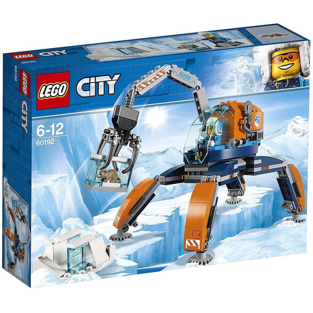 LEGO City 60192 Polárne pásové vozidlo