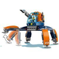LEGO City 60192 Polárne pásové vozidlo 4