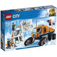 LEGO City 60194 Prieskumné polárne vozidlo - Poškodený obal