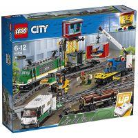 LEGO City 60198 Nákladní vlak - Poškodený obal