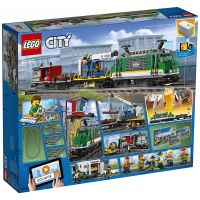 LEGO City 60198 Nákladný vlak 2